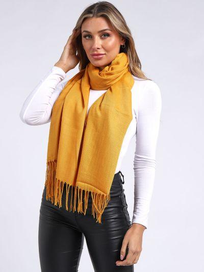 Large Woolen Shawl / Scarf