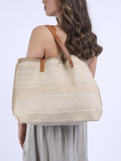 Made In Italy Canvas Tote Bag