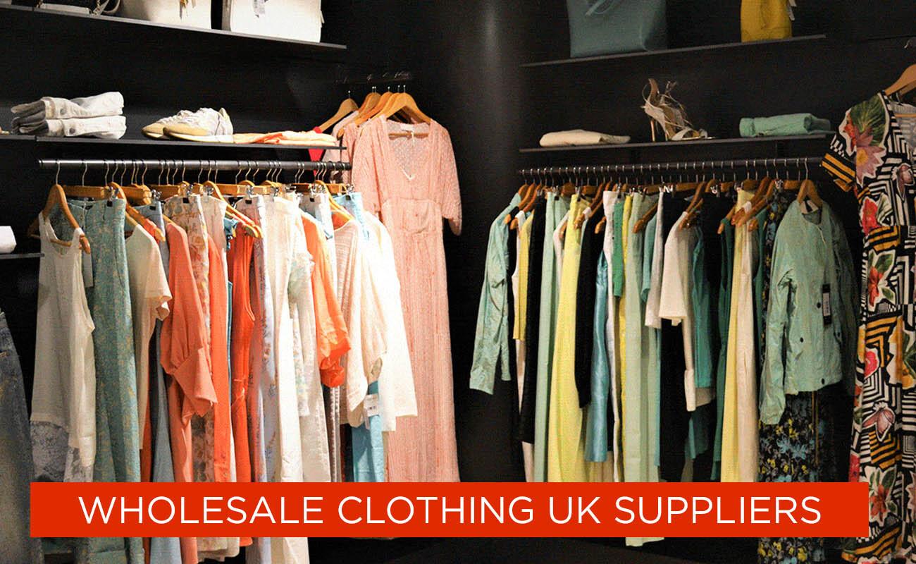 wholesale clothing uk suppliers