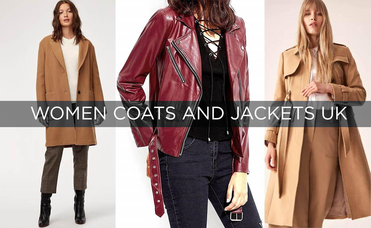Women coats and jackets UK